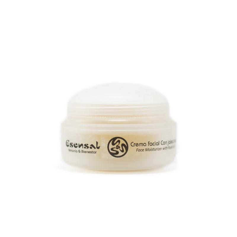 Crema facial con jalea real