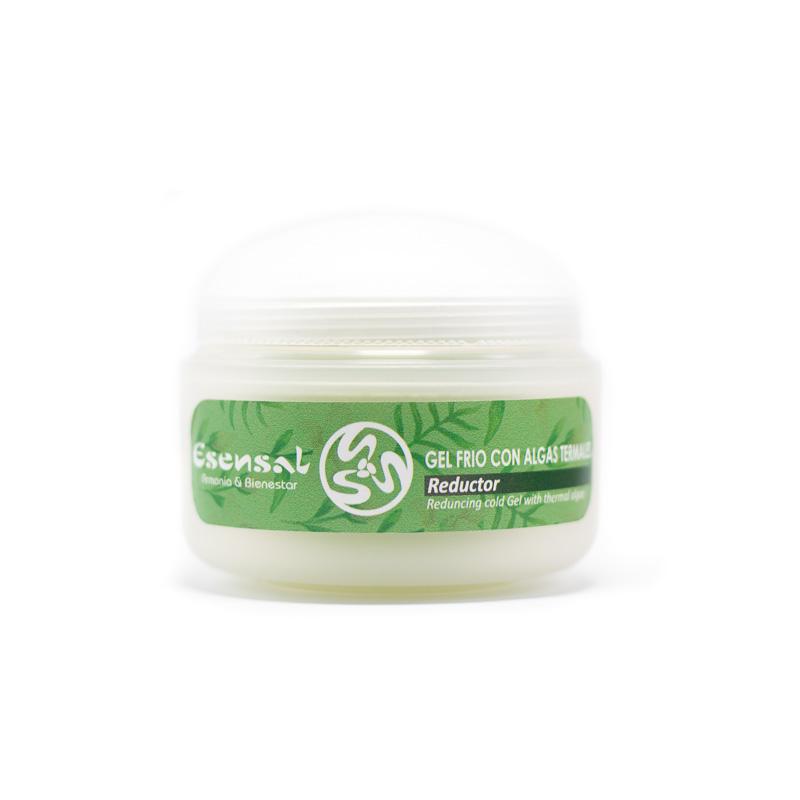Gel frio con algas termales: Reductor